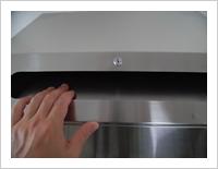 機密ボックスの特徴 機密書類の逆流防止付き投入口